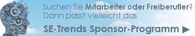 SE-Trends Sponsor-Programm
