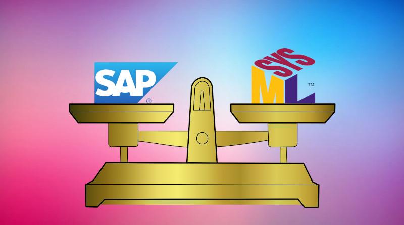 SysML mit SAP